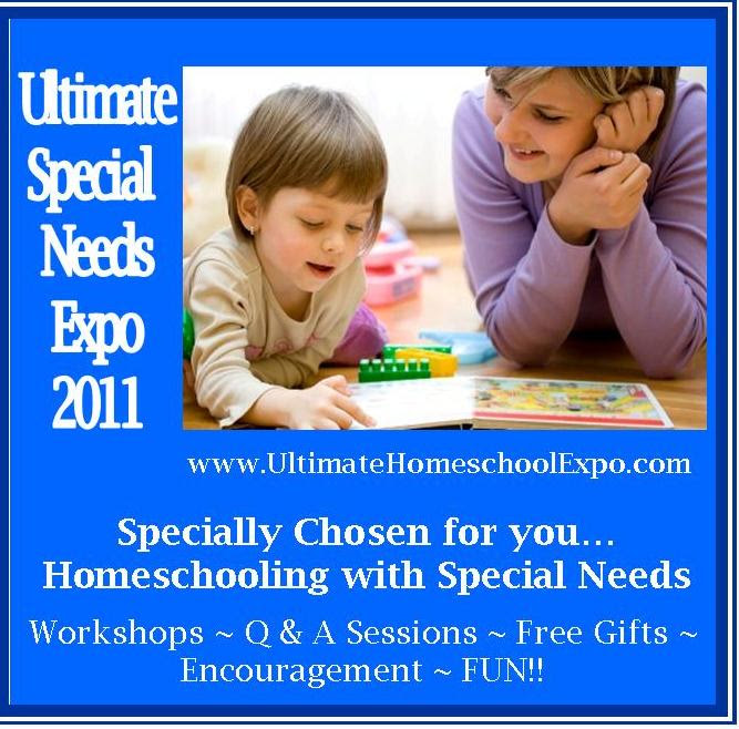 2011 - September Ultimate Special Needs Expo - Click Image to Close