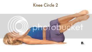 senaman knee circle 2