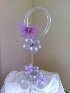 Balloon designs and sculptures on Pinterest