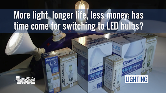 Has the time finally come for switching to LED bulbs?