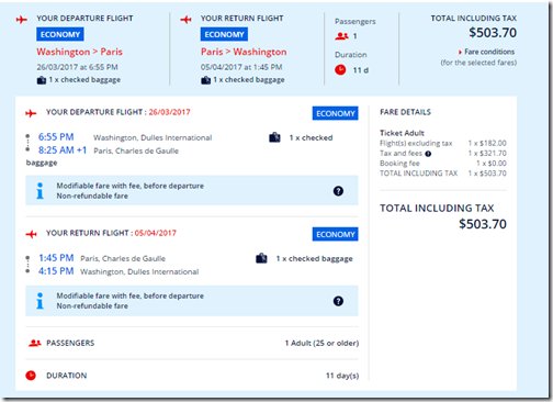 United/Delta/Icelandair $421-$569 Washington DC to London, Paris, Germany, Scandinavia, Greece - Loyalty Traveler