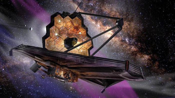 """Самый большой телескоп в мире """"Хаббл"""""""