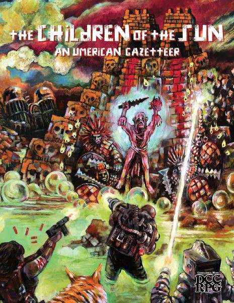 The Children of the Sun, an Umerican Gazetteer (DCC)