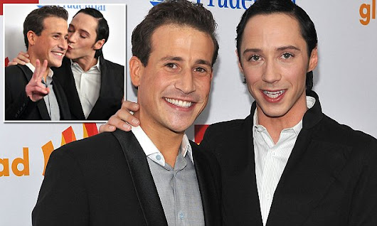 Victor Voronov sues husband Johnny Weir