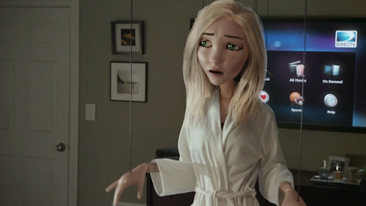 Marionette Wives Feel Pretty Insecure in an Age of Wireless DirecTV