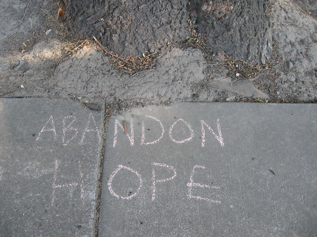 abandonHope