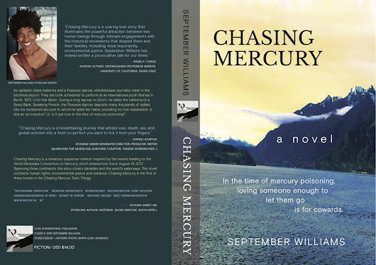 "September Williams Author of Chasing Mercury: ""The Narrative Roots of Medical Altruism"""