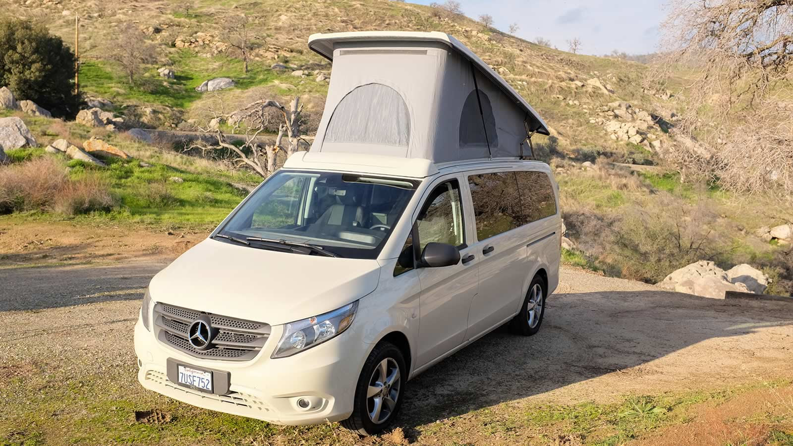 Mercedes Metris - Sportsmobile Custom Camper Vans