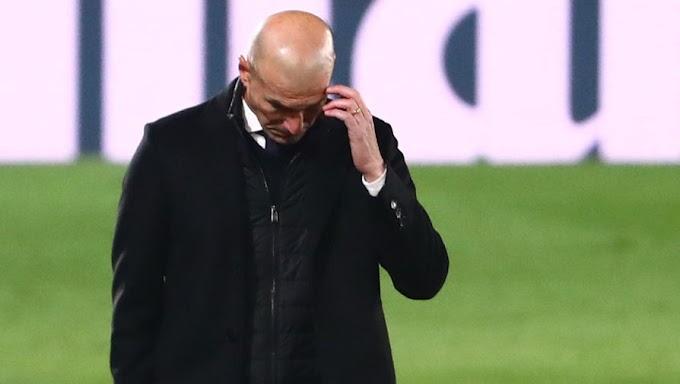 Зидан отказался признавать провалом вылет «Реала» из Суперкубка Испании