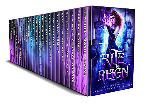 Rite to Reign Book Tour + Giveaway