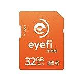 ワイヤレスSDHCカード Eyefi Mobi (アイファイ モビ) 32GB Class10 WiFi内蔵 (最新パッケージ版)