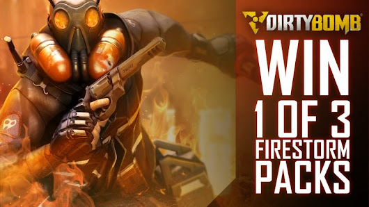 The Firestorm Starter Pack Giveaway!
