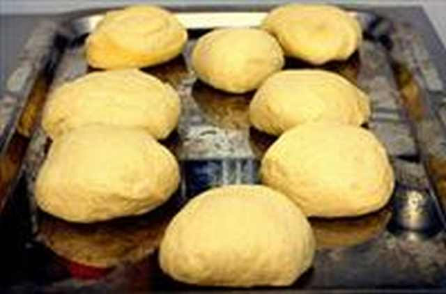 Perfect Pita Bread Made Right at Home         ENJOY