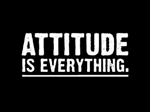 Something You Called Attitude