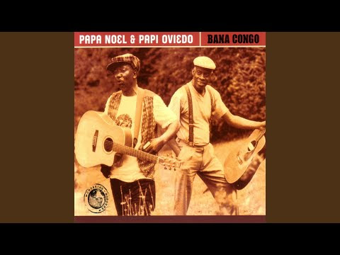 "Children of the Congo: Papa Noel and Papi Oviedo with ""Bana Congo"""