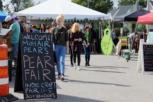 The Pear Fair 2018 - Cedar Falls Tourism & Visitors Bureau