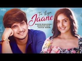Bhavin Bhanushali | Tu Kya Jaane | Ashnoor Kaur | Jyotica Tangri | New Punjabi Song 2021 | SagaMusic