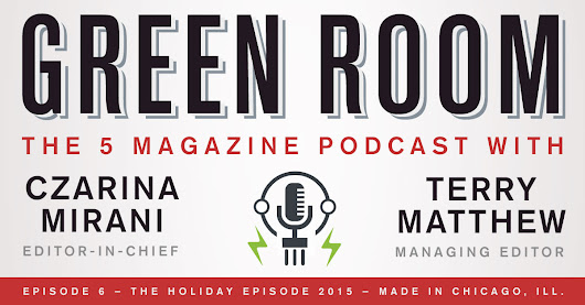The Green Room Podcast - Happy Holidays!