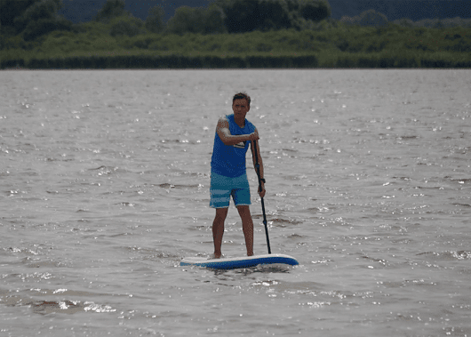 Mistral Crossover Windsup 10.0 im Inflatable SUP Test • SUPERFLAVOR SURF MAGAZINE - WIND WAVE SUP
