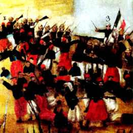 mexico batalla 5 mayo 1862