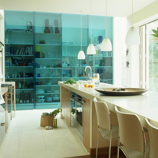 Use every inch of kitchen space | Create the ultimate open-plan