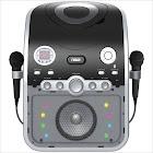 Naxa NKM-100 Bluetooth Karaoke System