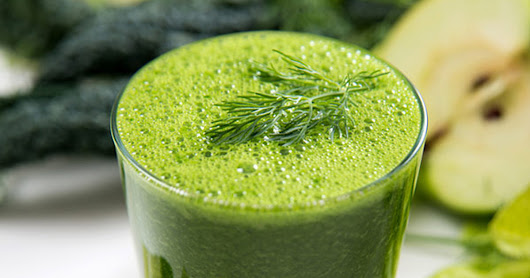 New Eye-Healthy Recipe: Chilled Soup or Juice?