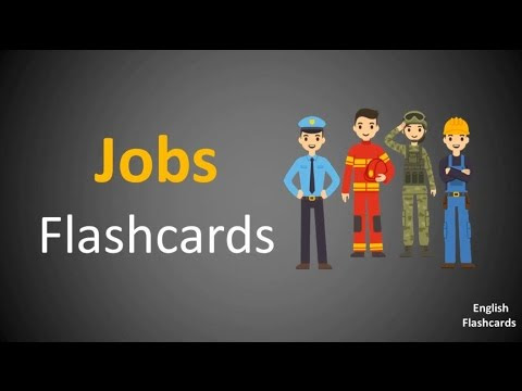 4th JOBS AND OCCUPATIONS VIDEO