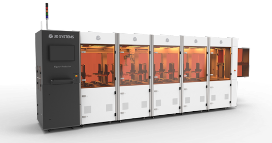 3D Systems Announces Availability of Figure 4™, the Industry's First Modular, Scalable, Fully-Integrated Additive Manufacturing Platform | 3D Systems