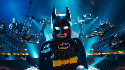 Lego Batman teams up with Apple's Siri