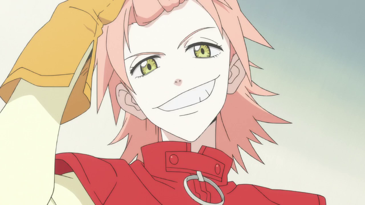 FLCL sequel trailer is now here so you can ride that shooting star again screenshot