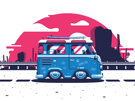 Motion Design: 20 Inspiring Animated Illustrations – design4users