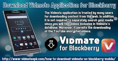 Downloading App Blackberry