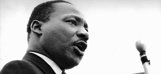 The 2 Greatest Martin Luther King Jr. Speeches You've Never Heard