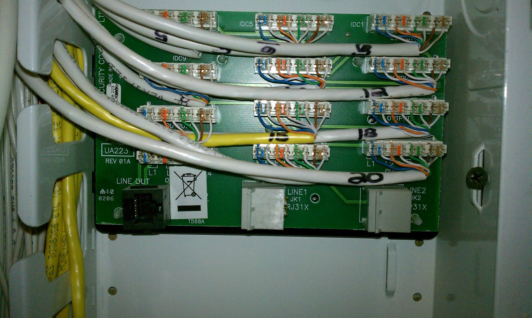 Cat6 Home Network Wiring Diagram