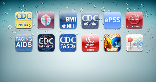 HHS.gov Billboard: HHS Mobile Applications