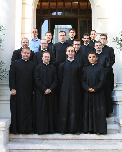 The Seminarians by Irish College