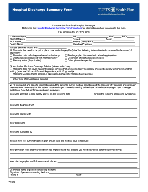 fake hospital papers form Fill Online, Printable, Fillable, Blank ...