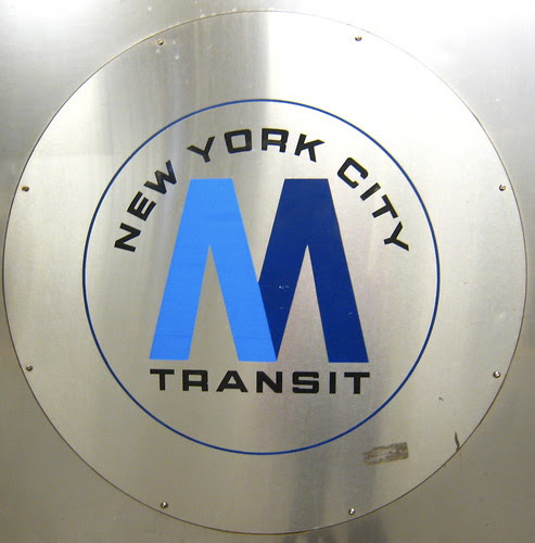 Old MTA Logo