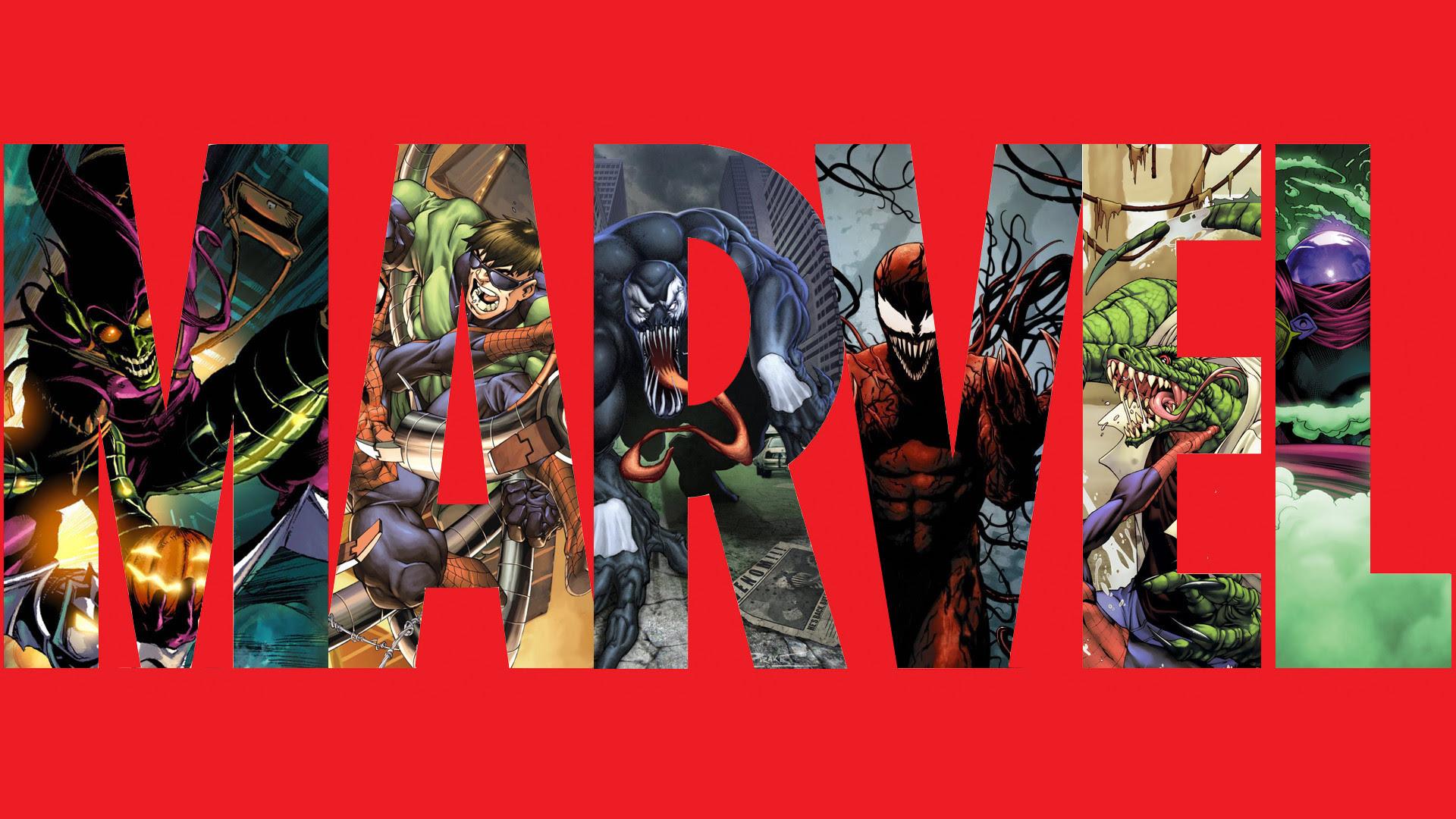 Marvel Wallpapers 1920x1080  WallpaperSafari