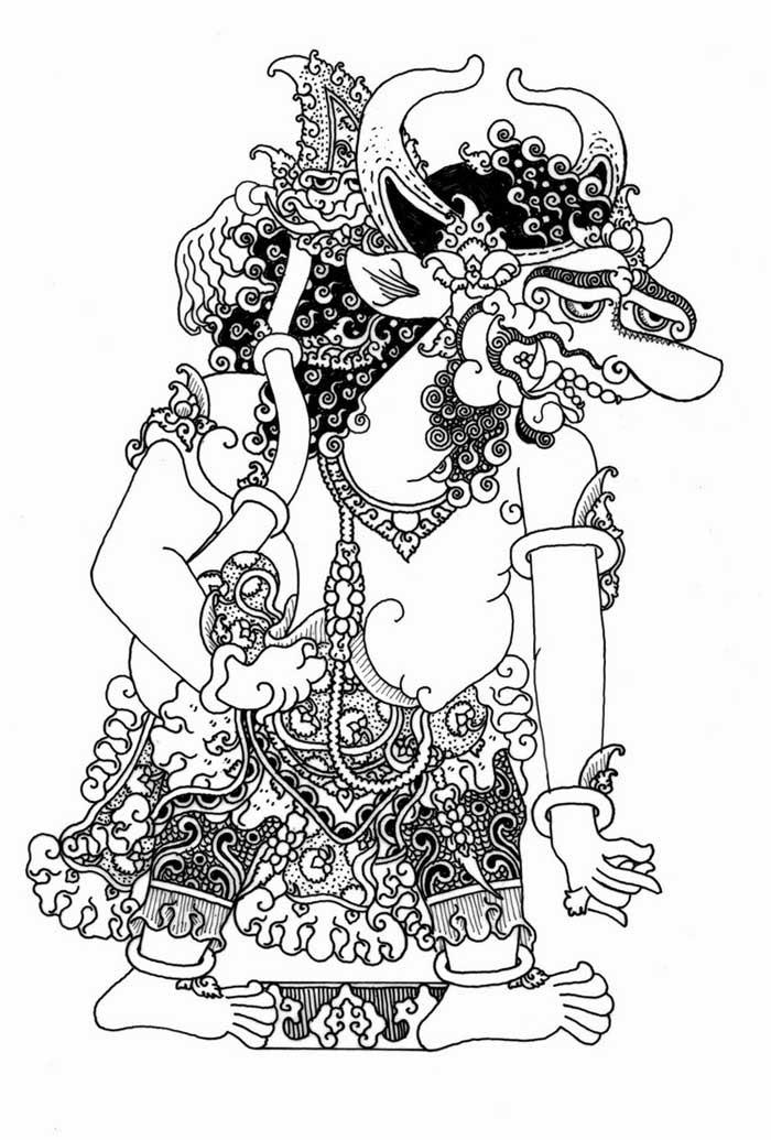 Galeri Wayang Pitoyo Com Wayang Purwa Mahabarata Mamangmurka