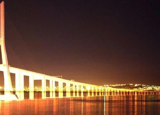The $1.5bn bridge this couple want to build in Algeria - The Maghreb Times!