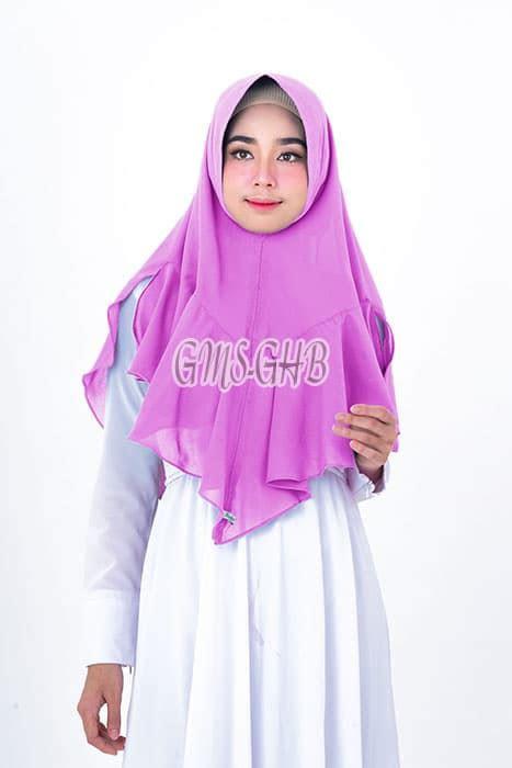 jilbab khimar syari dealova diamond terbaru