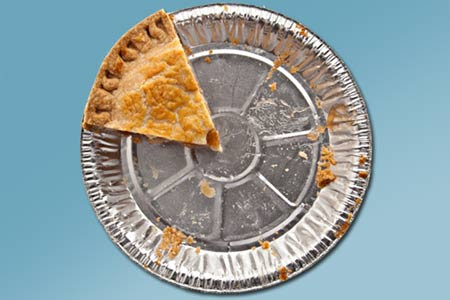 10 Uses for Aluminum Pie Plates