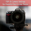 Top 10 Camera Settings - Reset after each Session