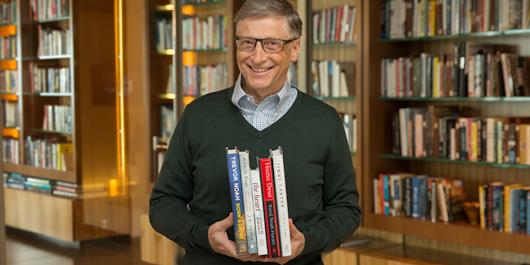 15 books Bill Gates, Jeff Bezos, and Elon Musk think everyone should read
