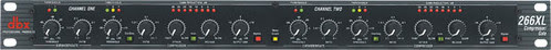 dbx 266XL Stereo Compressor-Gate