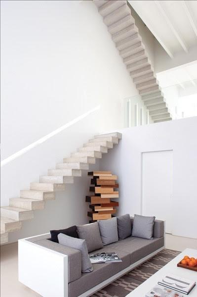 Diseño de escaleras #54