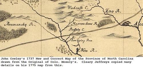 Cowley-Moseley 1737