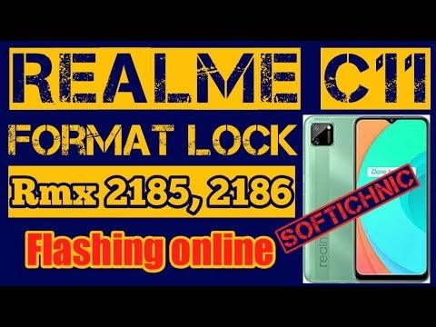 Realme C11_RMX2185-2086 latest flash file download by softichnic